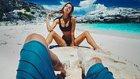 Jay Alvarrez ve Kız Arkadaşı Alexis Ren'in Muhteşem Yaz Tatili