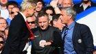 Mourinho & Wenger gerginliği bitmiyor
