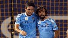 ABD'de Pirlo ve Lampard şov