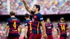 Barcelona 2-1 Las Palmas - Maç Özeti (26.9.2015)