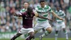 Celtic 0-0 Hearts - Maç Özeti (26.9.2015)