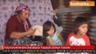 Hayırseverlerden Barakada Yaşayan Aileye Yardım