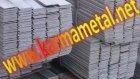 Sıcak Daldırma Galvaniz Kaplamalı Lama Yassı Çelik Profil-KARMA METAL