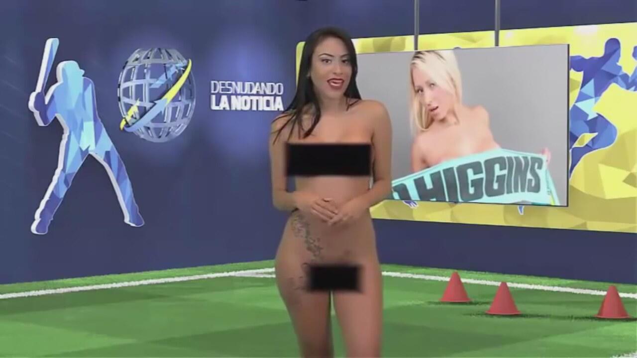 эротические фото российских телеведущих