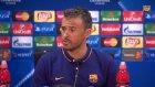 Luis Enrique, Leverkusen maçı öncesi konuştu