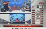 Mario Gomez'in Golü ve BJK TV