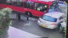 Otobüs Kontrolü Kaybedince