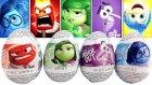 Ters Yüz Filmi Sürpriz Yumurta Açma Inside Out Oyuncakları