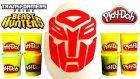 Transformers DEV Sürpriz Yumurta Açma Oyuncak Abi