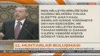 Kendinden geçen muhtar Erdoğan'ı şaşırttı