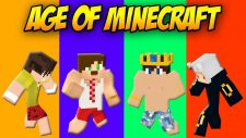 Age of Minecraft #3: OTOMATİK FIRIN SİSTEMİ !!
