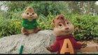 Alvin ve Sincaplar: Yol Macerası (2015) Türkçe Dublajlı Fragman