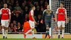 Arsenal 2-3 Olympiakos (Geniş Özet)