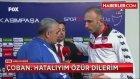 Fatih Portakal, Deniz Çoban'a Övgüler Dizdi: Adamın Dibi
