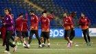 Galatasaray, Astana maçının hazırlıklarını tamamladı