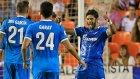 Zenit 2-1 Gent  - Maç Özeti (29.9.2015)