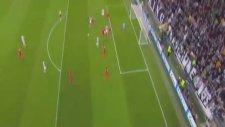 Alvaro Morata'nın harika kafa golü