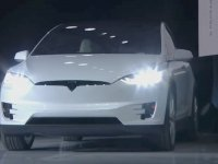 Elon Musk'ın Model X Tanıtımı