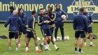 Fenerbahçe, Celtic maçı hazırlıklarını tamamladı