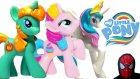 My Little Pony Sürpriz Oyuncak Paketleri Pony Hediyeli Dergi Açımı