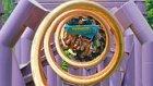 Bu Tren Adrenalin Tutkunları İçin: 10 Kez Ters Çevirmeli İnanılmaz Roller Coaster