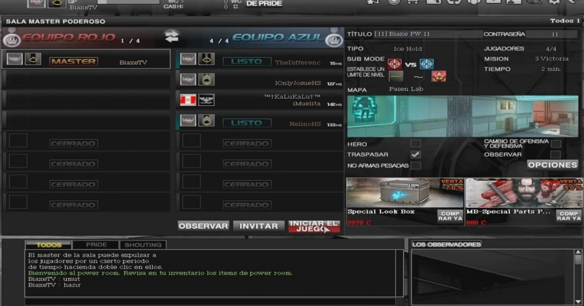 Latin Server 72