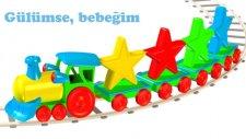 Bebek Çizgi Filmi 3 - Renkleri öğreniyoruz - Gülümse, bebeğim Yıldız