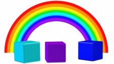 Bebek Çizgi Filmi 5 - Renkleri öğrenelim - Gülümse, Bebeğim