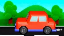 Çizgi film - Araba (Build and Play - Car)  -