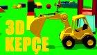 Çizgi Film - Kepçe - Akıllı Excavatör DODO tüm bölümler bir arada