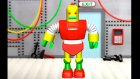 Çizgi film - Robot (Build and Play - Robot)  -