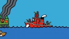 Çizgi Film - Taşıtlar - Gemiler (       )