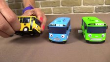 Çizgi Film - Tayo otobüs -