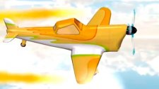 Çizgi film - Uçak (Build and Play - Plane)  -