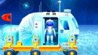 Çizgi Film - Uzay Araçları - Robotik Ay Arabası - Lunar Electronic Rover ( LER )