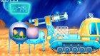Çizgi Film - Uzay Araçları - Robotik Mars keşif sondası