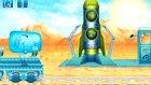 Çizgi Film - Uzay Araçları - Uzay mekiği fırlatma gösterisi