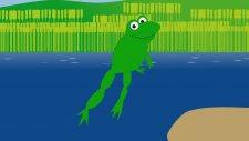 Çocuk Şarkıları - Küçük Kurbağa (Orijinal Müzik Ve Sözleri) - Çizgi Film