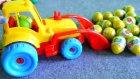 Çocuklar için oyun videosu - Angry Birds ve Sürpriz yumurtalar