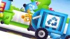 Çop Kamyonları Çizgi Film - Neden çöpler ayrıştırılmalı (Trucks)