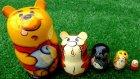 Disney bebek - Matrioska - Winnie the Pooh