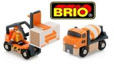 İnşaat İş Makineleri - Brio İş makineleri serisi