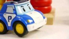 Robocar Poli - Oyun oynayarak öğreten arabalar