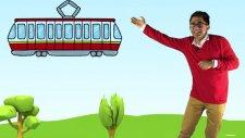 Taşitları tanıyalım - Neşeli Anaokulu: Taksi, Otobüs, Tren, Troleybüs, Tramvay