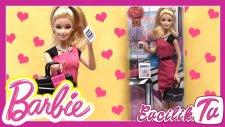 Barbie İş Kadını - Barbie Oyuncak Videoları