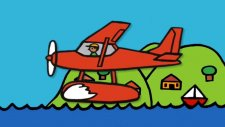 Çizgi Film - Taşıtlar - Uçaklar