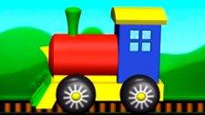Çizgi film - Tren (Build and Play - Train)  -