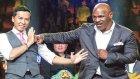 İp Man Mike Tyson'a karşı