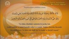 Namazdan Sonra Yapılacak Tesbihat ve Okunacak Dualar