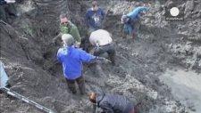 ABD'li Çiftçi Tarlasında Mamut İskeleti Buldu